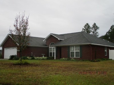 Hinesville Single Family Home For Sale: 24 Idus Lane