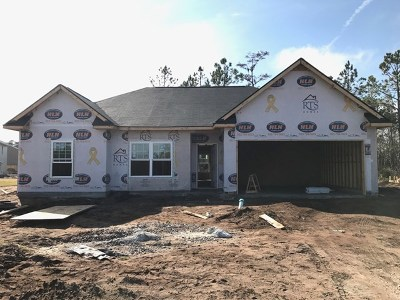 HINESVILLE Single Family Home For Sale: 1284 Windrow Drive