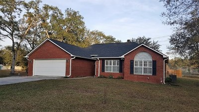 midway Single Family Home For Sale: 336 Arcadia Drive