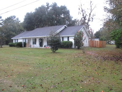 Ludowici Single Family Home For Sale: 180 Celadon Street