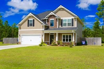 Ludowici Single Family Home For Sale: 16 Ledford Circle