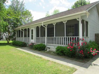 Glennville Single Family Home For Sale: 301 East Cedar Street