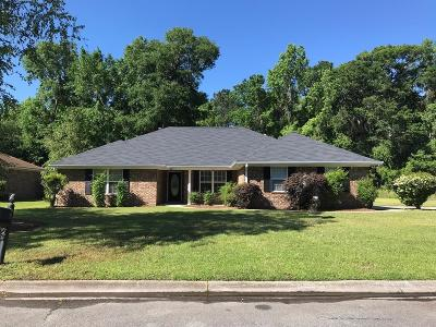 hinesville Single Family Home For Sale: 312 Wexford Drive