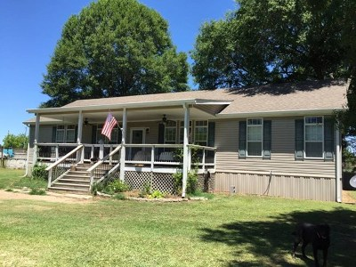 Glennville Single Family Home For Sale: 54 Carl Kennedy Road