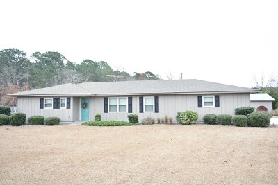 Glennville, Glenville Single Family Home For Sale: 2360 Dd Durrence Road