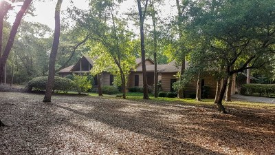 Single Family Home For Sale: 3481 Sand Hills Road