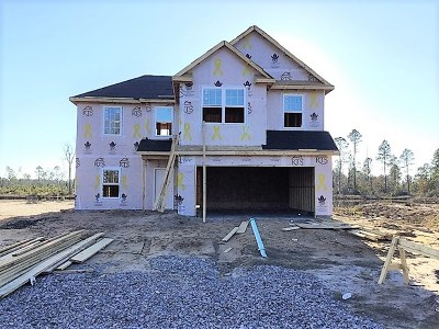 Hinesville Single Family Home For Sale: 1292 Windrow Drive