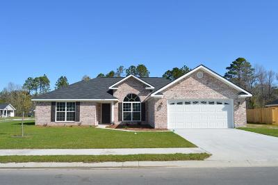 Hinesville Single Family Home For Sale: 670 Piedmont Avenue