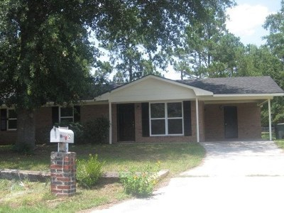 Hinesville Single Family Home For Sale: 152 Sequoia Circle