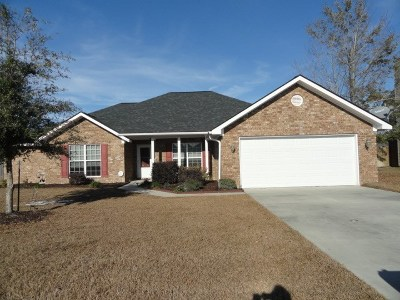 Hinesville Single Family Home For Sale: 502 Wyckfield Way