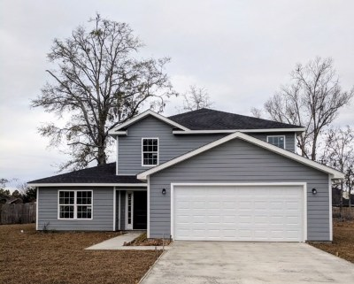 Walthourville Single Family Home For Sale: Lot 5 Mikell Court