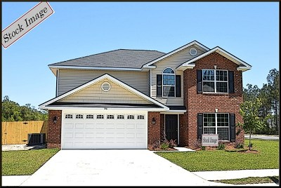 Hinesville Single Family Home For Sale: 711 Highgrove Court
