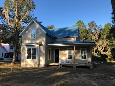 Midway Single Family Home For Sale: Lot 8 Goodman Drive
