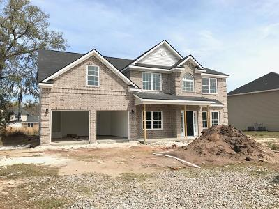Hinesville Single Family Home For Sale: 731 English Oak Drive