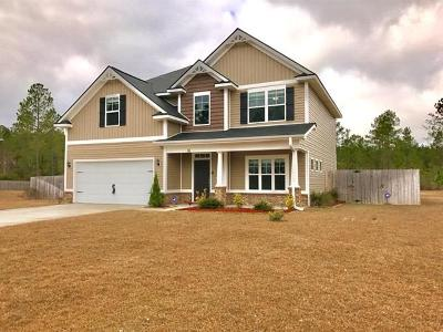 Ludowici Single Family Home For Sale: 16 Ledford Circle