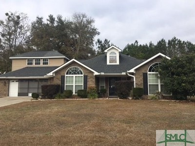 Midway Single Family Home For Sale: 92 Kettle Creek Lane