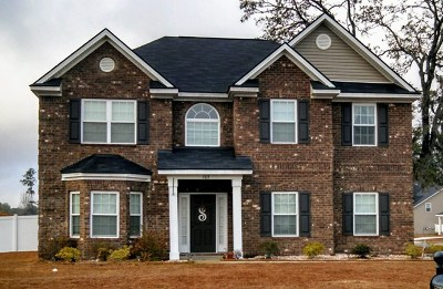 Hinesville Single Family Home For Sale: 763 English Oak Drive