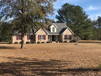 Midway Single Family Home For Sale: 195 Sunshine Lake Road