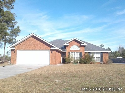 Ludowici GA Single Family Home For Sale: $158,500