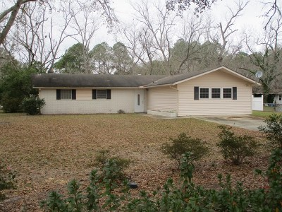 Single Family Home For Sale: 206 North College Street