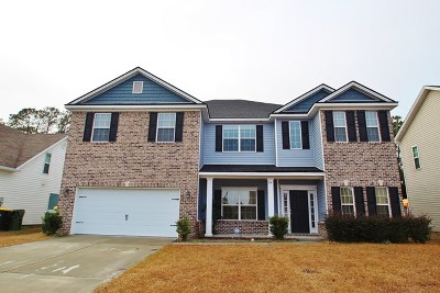 Savannah Single Family Home For Sale: 44 Hopeland Drive