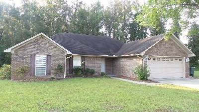 HINESVILLE Single Family Home For Sale: 1175 Cumberland Drive