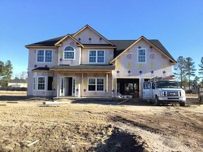 Allenhurst, Glennville, Hinesville, Ludowici Single Family Home For Sale: 86 Red Rock Court NE