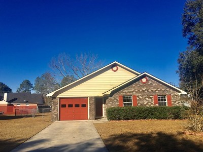 Hinesville Single Family Home For Sale: 983 Wedgewood Way