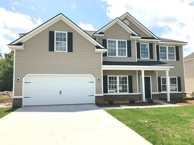 Hinesville Single Family Home For Sale: 658 Red Oak Lane