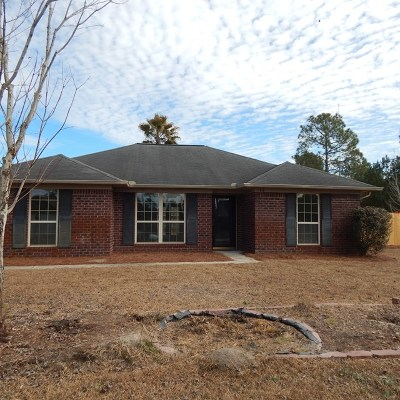 Ludowici Single Family Home For Sale: 136 Burnt Pines Road NE