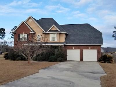 Long County Single Family Home For Sale: 152 Cypress Creek Drive NE