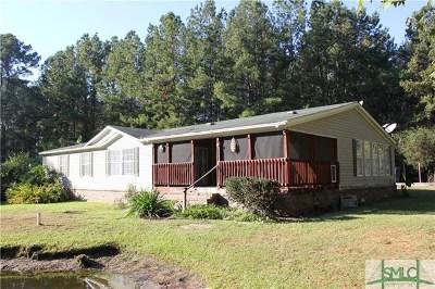 RICHMOND HILL Single Family Home For Sale: 644 Daniel Siding Loop