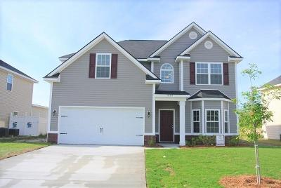 Hinesville Single Family Home For Sale: 1089 Marne Boulevard