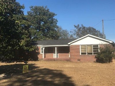 hinesville Single Family Home For Sale: 749 Live Oak Church Road