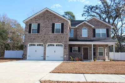 Hinesville Single Family Home For Sale: 901 Jena Court