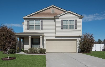 Pooler Single Family Home For Sale: 320 Hitching Post Lane