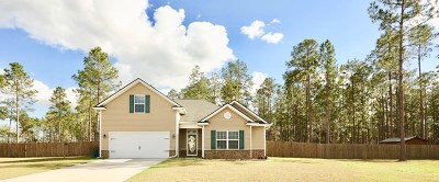 Murray Crossing Single Family Home For Sale: 67 Ledford Circle