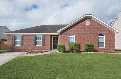 Pooler Single Family Home For Sale: 124 Blue Lake Boulevard