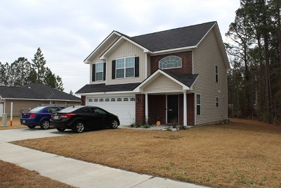 Hinesville Single Family Home For Sale: 643 Piedmont Avenue