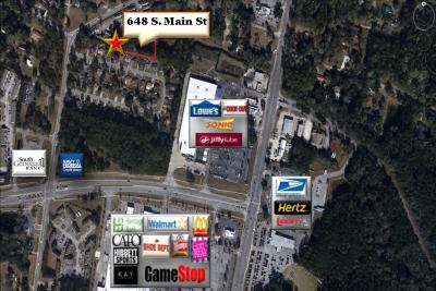 Residential Lots & Land For Sale: 648 South Main Street