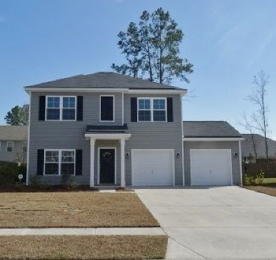 Savannah Single Family Home For Sale: 116 Wall Street