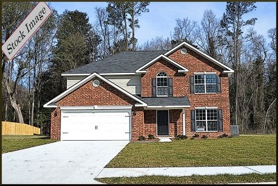 Hinesville Single Family Home For Sale: 715 Highgrove Court