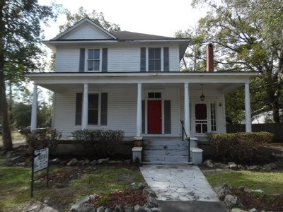 jesup Single Family Home For Sale: 442 East Orange Street