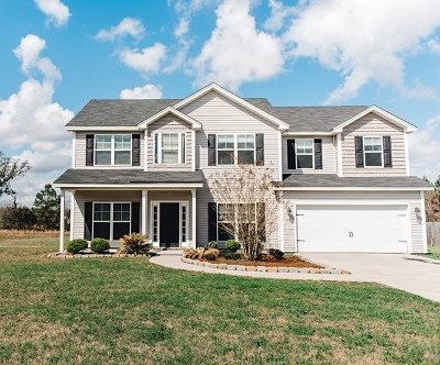 Ludowici Single Family Home For Sale: 80 Creekside Drive NW