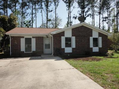 Hinesville Single Family Home For Sale: 244 Garden Circle