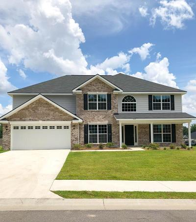 Hampton Ridge Single Family Home For Sale: 563 Nashview Trail