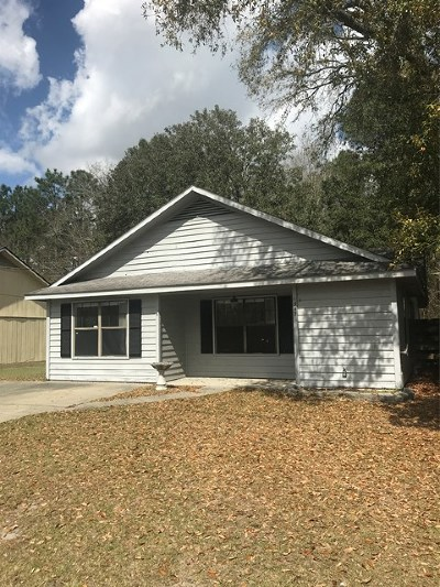 Hinesville Single Family Home For Sale: 1342 Forest Lake Drive