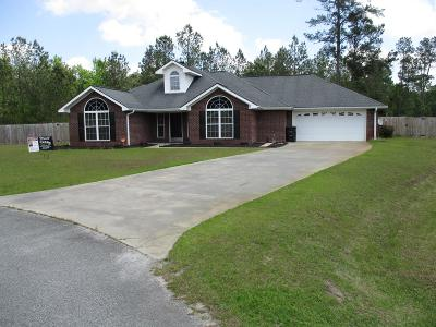 Hinesville Single Family Home For Sale: 31 Rockford Court