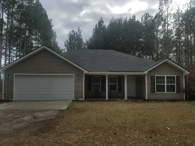 LUDOWICI Single Family Home For Sale: 170 Thrasher Court NE
