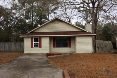 Hinesville Single Family Home For Sale: 1374 Forest Street